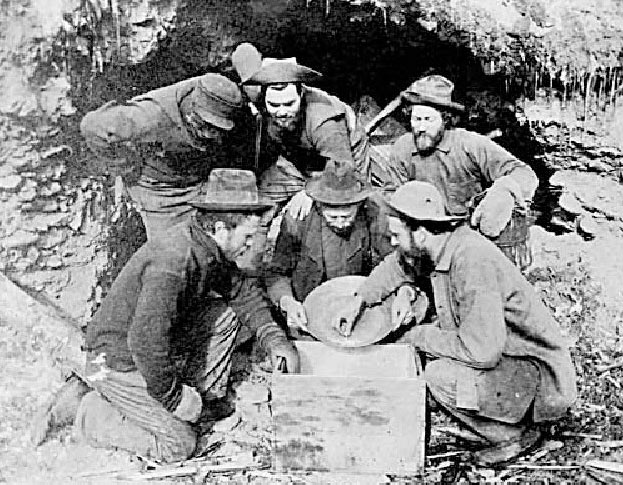 Old Time Miners