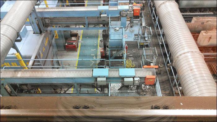 US Mint Factory Floor